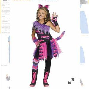 Sassy Cat Costume
